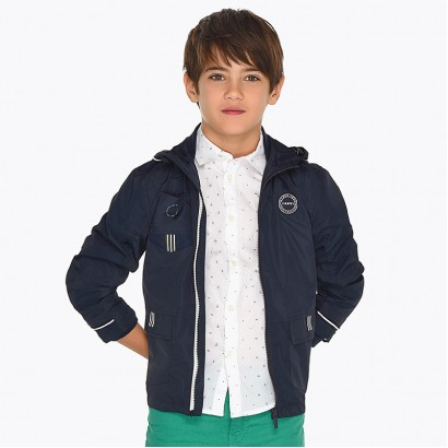 Boys Nautical Windbreaker Jacket Mayoral