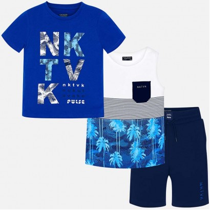 Boys 3-piece Sporty Set Mayoral