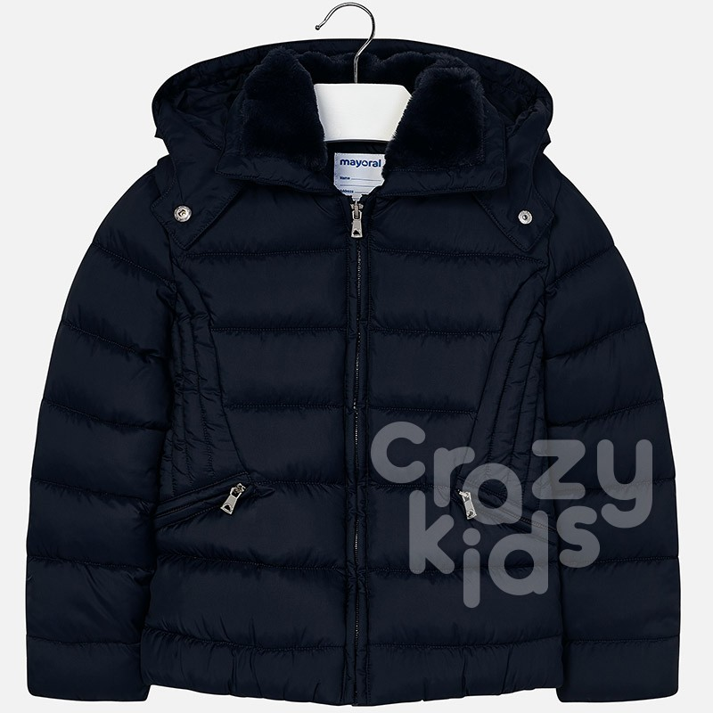 Girls Padded Jacket Mayoral