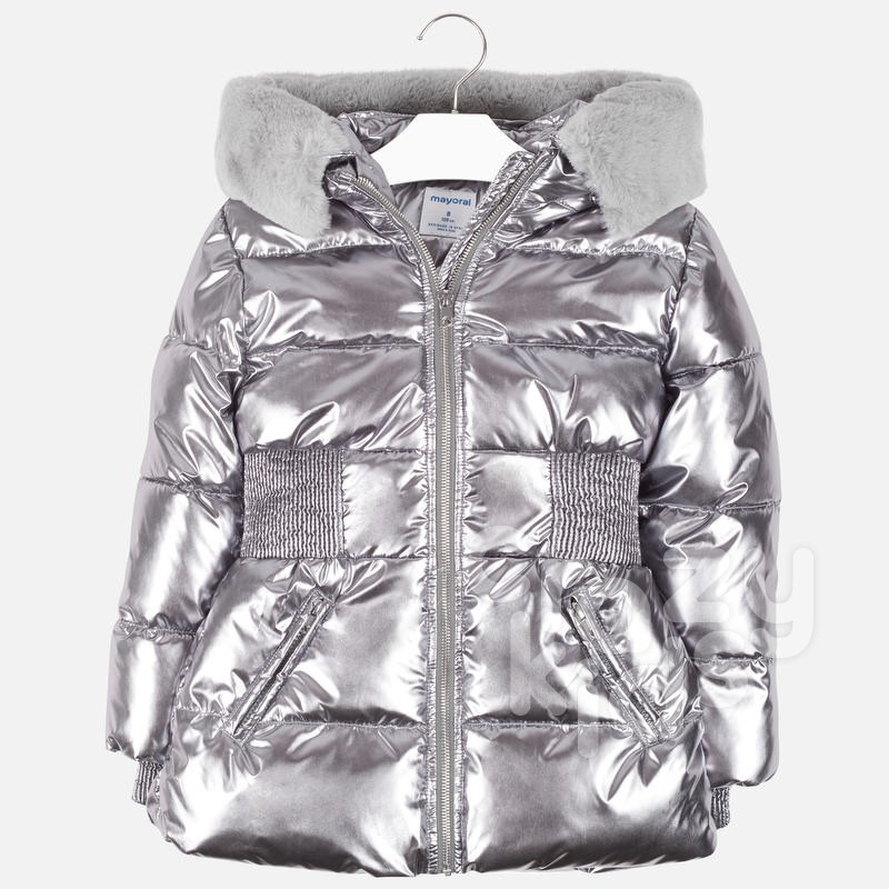 Shining girl's jacket Mayoral