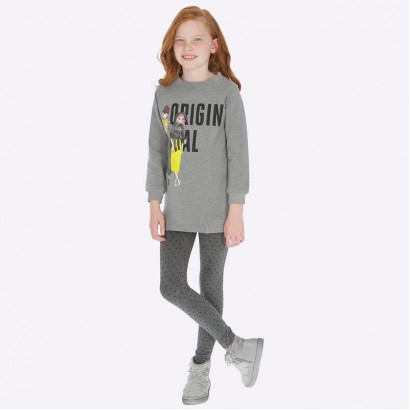 Kids' set with tights Mayoral