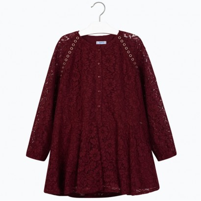 Kid's lace dress Mayoral.