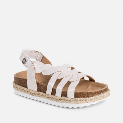 Girls Platform Sandals Mayoral
