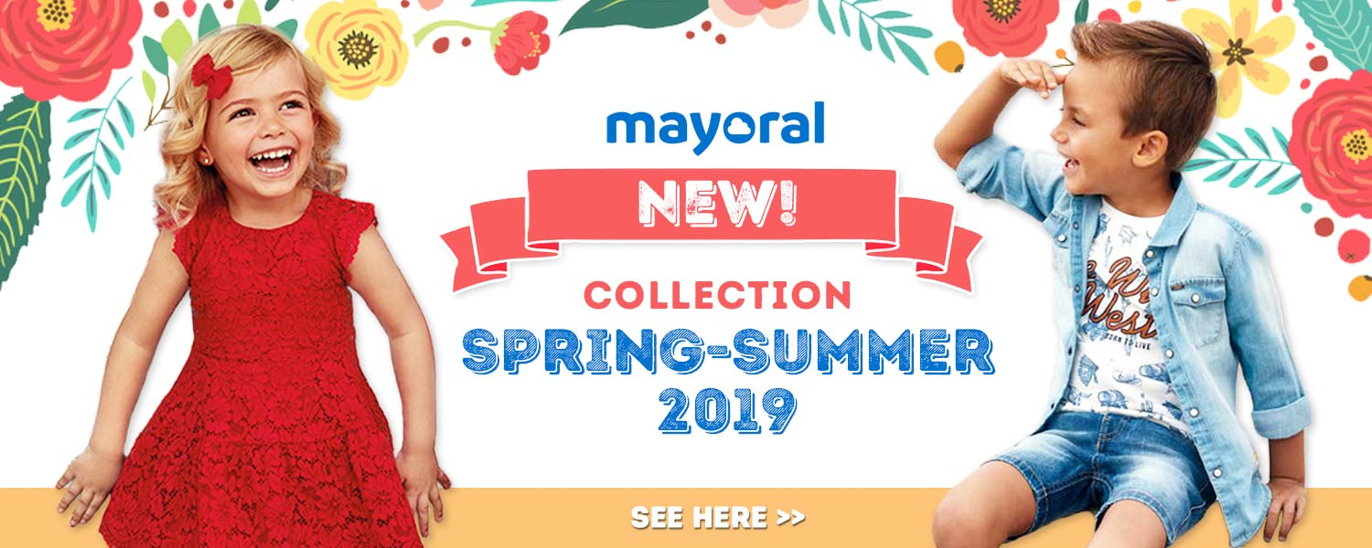 1 New collection Mayoral