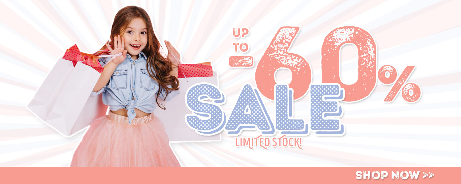 1 Sale up to -60%